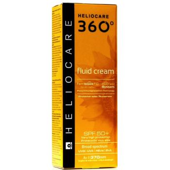 Heliocare 360º- Protector Solar Fluido Cremoso Spf50+; 50ml.