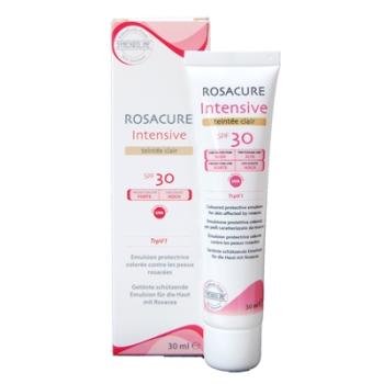 Rosacure Intensive 30 ml Emulsión Coloreada Teintée Clair.