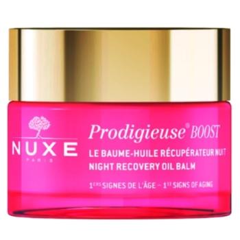 Nuxe Prodigieuse Boost 50 ml, Bálsamo Aceite Recuperador Noche.