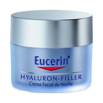 Eucerin Hyaluron-filler |Crema de Noche| 50 ml.