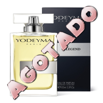 Yodeyma Legend Spray 100 ml, Perfume de Yodeyma para Hombre.