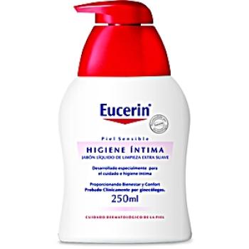 Eucerin - Gel Higiene Intima; 250ml.