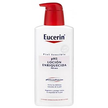 Eucerin Ph5 - Locion  Enriquecida Piel Seca; 1000ml.