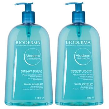 Bioderma Atoderm gel de ducha,1litro PacK 2Un.