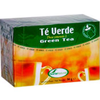Soria Natural  TÉ VERDE infusion 20 un