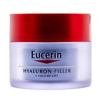 Eucerin Hyaluron-filler Volume-Lift 50 ml, Crema de Noche Para Pérdida de Volumen.
