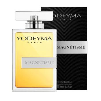 Yodeyma Magnétisme Spray 100 ml, Agua de Perfume Yodeyma para Hombre