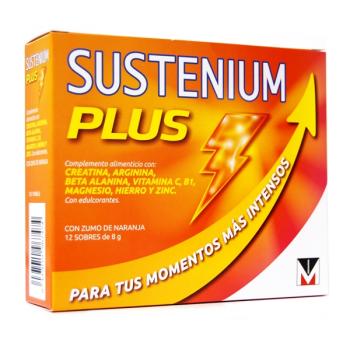 Sustenium Plus - 12 sobres.