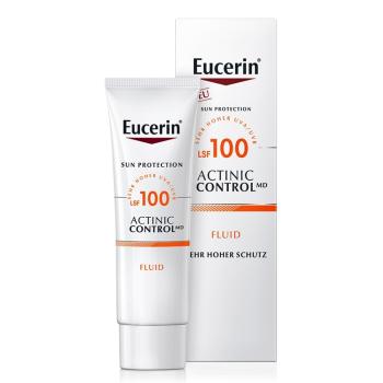 Eucerin |Actinic ControlMD Sun SPF 100|Previene la Queratosis Actínica| 80 ml.