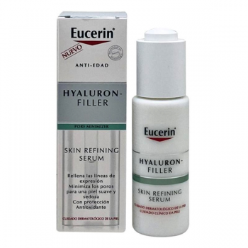 Eucerin Hyaluron-Filler Skin Refining Serum|Primeros Signos de Envejecimiento|.- 30 ml.