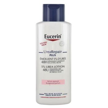 Eucerin UreaRepair PLUS 5 % Urea  con Perfume Calmante  loción .-250 ml.