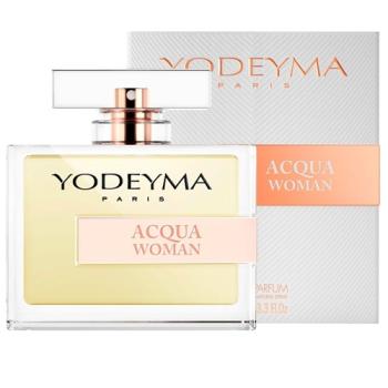 Yodeyma Acqua Woman Spray 100 ml, Agua de Perfume de Yodeyma para Mujer.