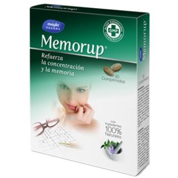 Mayla  Memorup 30 cápsulas. Refuerza la Concentración y la Memoria.