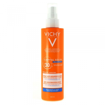 Vichy - Capital Soleil Spray Multiprotección Spf30 - 200ml.