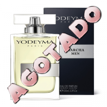 Yodeyma Marcha Men Spray 100 ml, Perfume de Yodeyma para Hombre